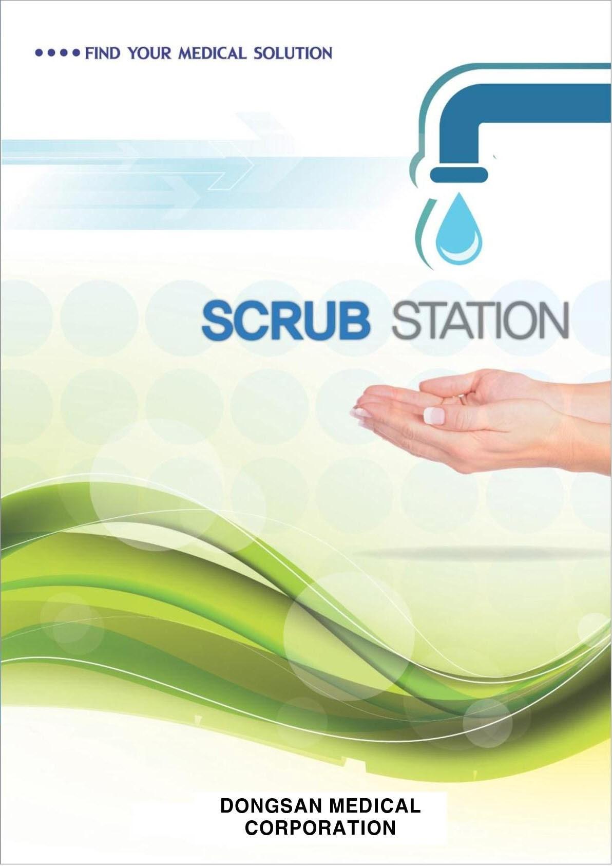 Đơn vị cung cấp bồn rửa tay tiệt trùng uy tín chất lượng