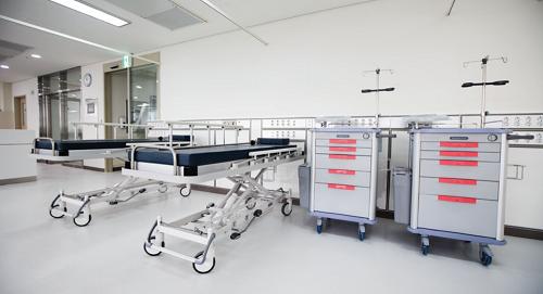 Nội thất bệnh viện hiện đại