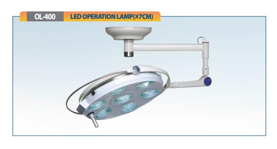 Đèn phẫu thuật OL-400