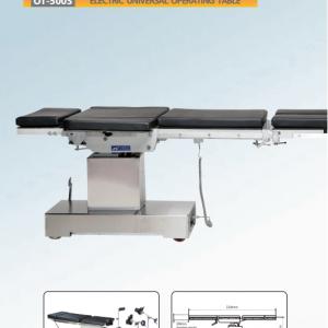 Đặc điểm & tính năng kỹ thuật bàn mổ đa năng điều khiển bằng điện OT-500S