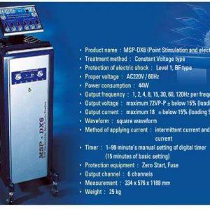 Báo giá Máy điều trị vật lý trị liệu M.S.P – DX6 cạnh tranh nhất