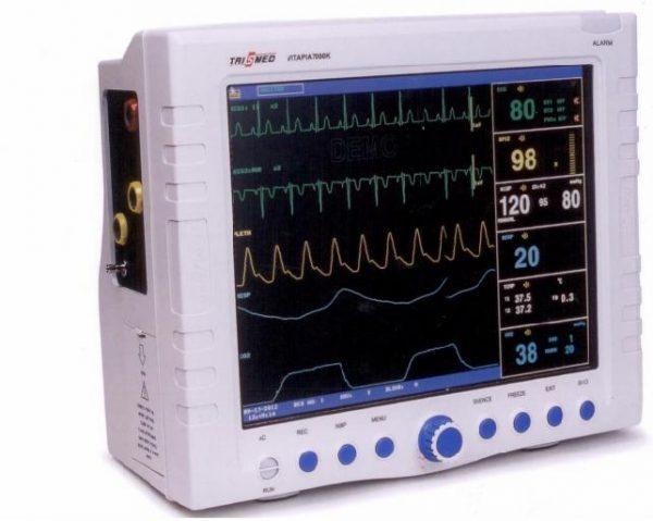 Bảng giá Máy theo dõi bệnh nhân đa thông số Vitapia 7000K mới nhất