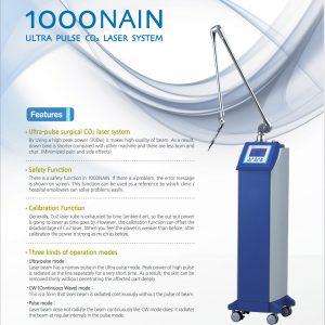 Báo giá Máy laser phẫu thuật NAIN 1000 cạnh tranh nhất VN