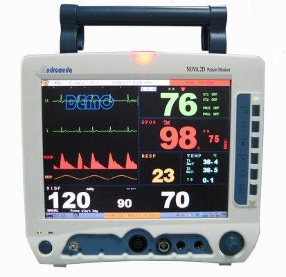 Một số điều cần biết về máy theo dõi bệnh nhân